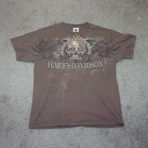 Harley Davidson T Shirt Large Vancouver WA